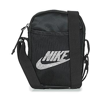 laukut Pikkulaukut Nike NK HERITAGE S SMIT Black