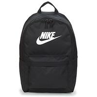 laukut Reput Nike NK HERITAGE BKPK - 2.0 Black