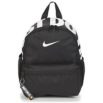 laukut Reput Nike Y NK BRSLA JDI MINI BKPK Black