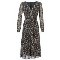 vaatteet Naiset Pitkä mekko Lauren Ralph Lauren HOLDEN Multicolour