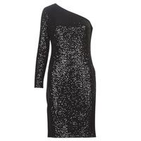 vaatteet Naiset Lyhyt mekko Lauren Ralph Lauren MARRI Black