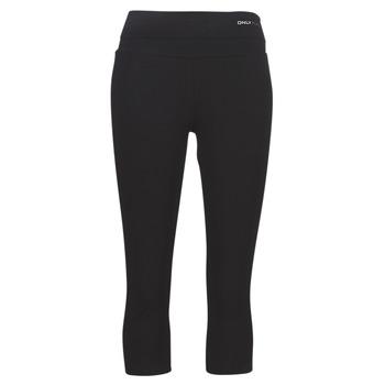 vaatteet Naiset Shortsit / Bermuda-shortsit Only Play ONPFOLD Musta