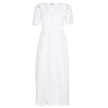 vaatteet Naiset Pitkä mekko Betty London KATARELLE White
