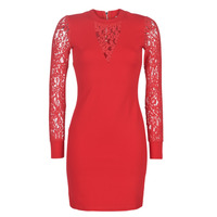 vaatteet Naiset Lyhyt mekko Moony Mood LICE Red