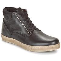kengät Miehet Bootsit Casual Attitude LEO Black