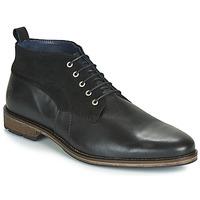 kengät Miehet Bootsit Casual Attitude RAGILO Musta