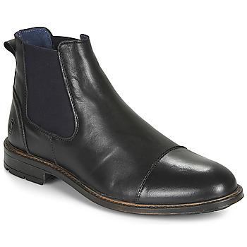 kengät Miehet Bootsit Casual Attitude JANDY Black
