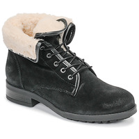 kengät Naiset Bootsit Casual Attitude LEILA Black