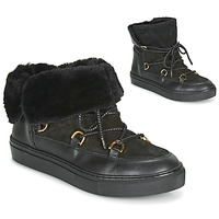 kengät Naiset Talvisaappaat Casual Attitude LONE Black