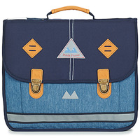 laukut Pojat Koululaukut Poids Plume NEW LIGHT CARTABLE 38 CM Blue