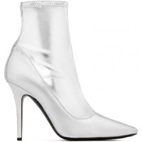kengät Naiset Saappaat Giuseppe Zanotti I870030 001 argento