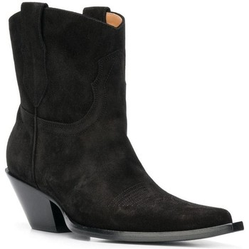 kengät Naiset Saappaat Maison Margiela S58WU0221 PR047 nero