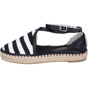kengät Naiset Espadrillot O-joo BR119 Musta
