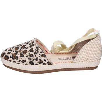kengät Naiset Espadrillot O-joo BR121 Beige