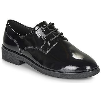 kengät Naiset Derby-kengät Clarks GRIFFIN LANE Black