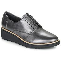 kengät Naiset Derby-kengät Clarks SHARON NOEL Hopea