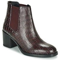 kengät Naiset Nilkkurit Clarks MASCARPONE Bordeaux