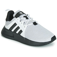 kengät Lapset Matalavartiset tennarit adidas Originals X_PLR C Grey / Black