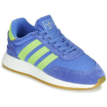 kengät Naiset Matalavartiset tennarit adidas Originals I-5923 W Sininen