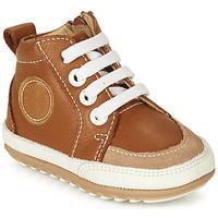 kengät Lapset Bootsit Robeez MIGO Cognac