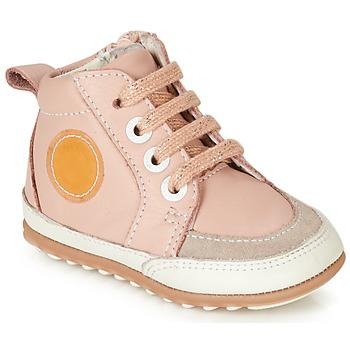 kengät Tytöt Bootsit Robeez MIGO Pink
