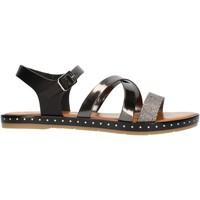 kengät Naiset Sandaalit ja avokkaat Cala Molina M751D Gunmetal