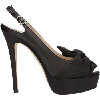 kengät Naiset Sandaalit ja avokkaat Luciano Barachini 8564 Black