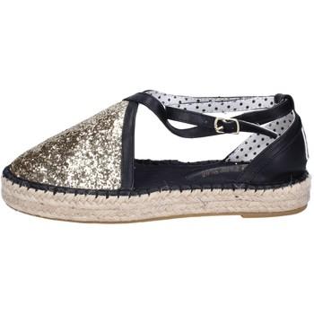 kengät Naiset Espadrillot O-joo BR126 Kulta