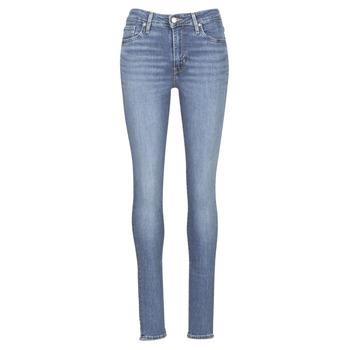 vaatteet Naiset Skinny-farkut Levi's 721 HIGH RISE SKINNY Los / Angeles