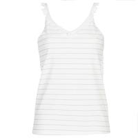 vaatteet Naiset Topit / Puserot Betty London KATACEL White / Kulta