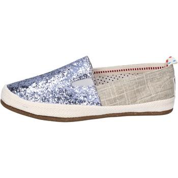 kengät Naiset Tennarit O-joo BR132 Hopea