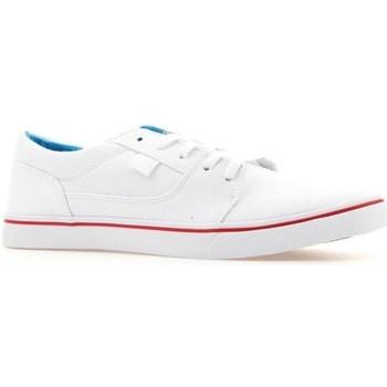 kengät Naiset Matalavartiset tennarit DC Shoes Tonik TX Valkoiset