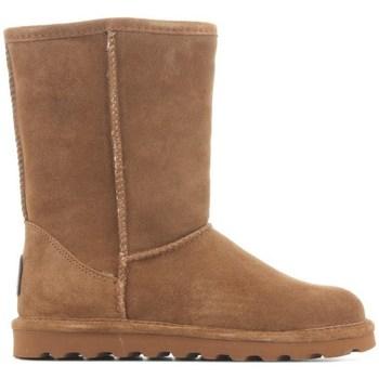 kengät Naiset Talvisaappaat Bearpaw II Elle Ruskeat