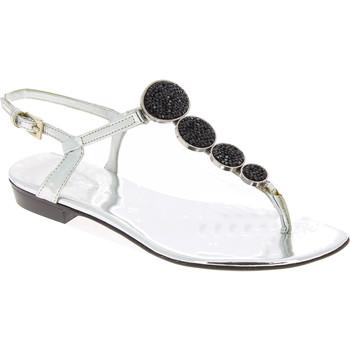 kengät Naiset Sandaalit ja avokkaat Barbara Bui J5407 SPJ 8010 argento