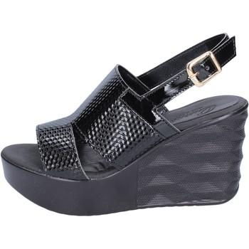 kengät Naiset Sandaalit ja avokkaat Querida BR158 Musta