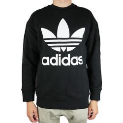 vaatteet Miehet Svetari adidas Originals Originals Trefoil Over Crew CW1236