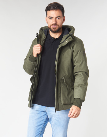 Scotch & Soda SHORT HOODED JACKET WITH INSIDE QUILTING