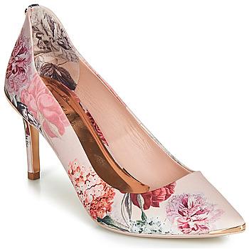 kengät Naiset Korkokengät Ted Baker VYIXYNP2 Pink