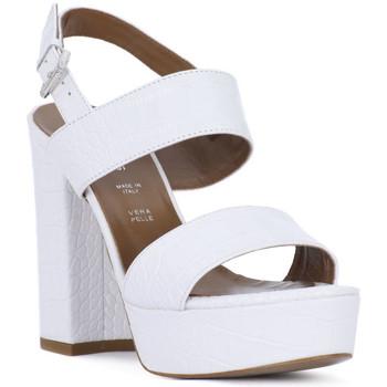 kengät Naiset Sandaalit ja avokkaat Priv Lab BIANCO KAIMAN Bianco