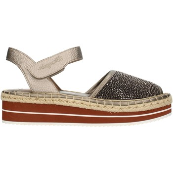 kengät Naiset Espadrillot Wrangler WL161611 Bronze