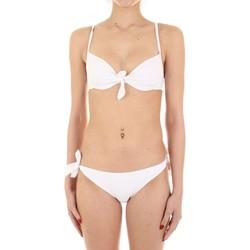 vaatteet Naiset kaksiosainen uimapuku Joséphine Martin MARA Bianco