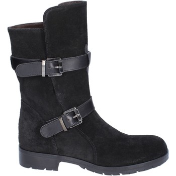 kengät Naiset Saappaat Triver Flight Nilkkasaappaat BR206 Musta
