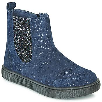 kengät Tytöt Bootsit Mod'8 BLABIS Laivastonsininen