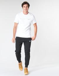 vaatteet Miehet Verryttelyhousut Nike M NSW CLUB JGGR BB Musta