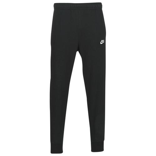 vaatteet Miehet Verryttelyhousut Nike M NSW CLUB JGGR BB Black
