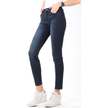 vaatteet Naiset Skinny-farkut Lee Scarlett High Crop Skinny Cropped L32BAIFA navy