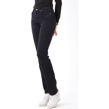 vaatteet Naiset Skinny-farkut Wrangler Jeans  True Blue Slim W27GBV79B
