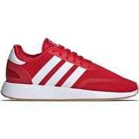 kengät Miehet Matalavartiset tennarit adidas Originals N5923 Punainen