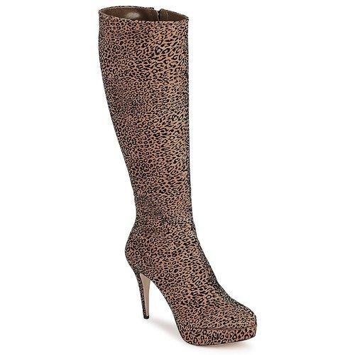 kengät Naiset Saappaat Sebastian FLOC-LEO Leopardi