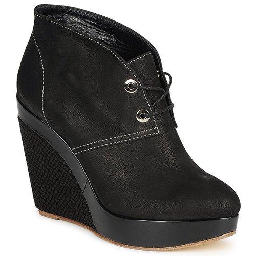 kengät Naiset Nilkkurit Gaspard Yurkievich C4-VAR8 Black